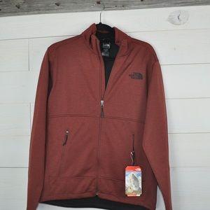 Northface soft shell jacket